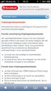 motivatiebrief kruidvat motivatiebrief blokker   motivatiebrief albert heijn voorbeeld cv  motivatiebrief kruidvat