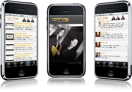 OTYS Recruiting Technology lanceert zijn eigen iPhone Community App. Hiermee speelt de recruitmentsoftware dienstverlener in op het groeiend gebruik van het smarthone gebruik. Recruiters kunnen de mobiele toepassing ook onder eigen merknaam gaan voeren. Hierdoor kunnen werkzoekenden nog makkelijker en sneller zich oriënteren op een nieuwe baan via een recruiter. […]