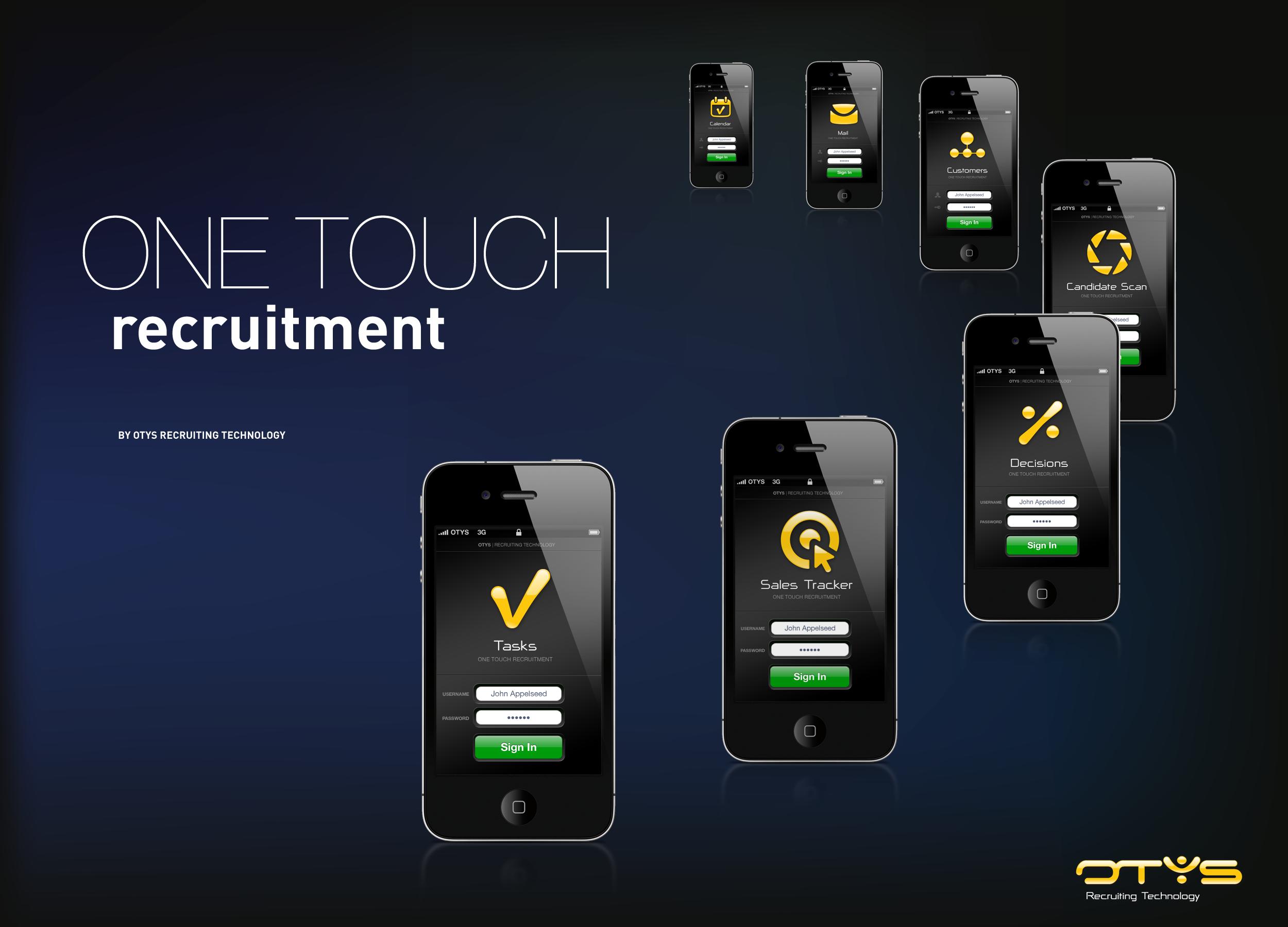 """Gisteren lanceerde OTYS Recruiting Technology zijn nieuwste productlijn """"One Touch Recruitment"""" tijdens het feest ter gelegenheid van het tienjarige bestaan van het bedrijf. OTYS is de eerste ATS-leverancier die met deze nieuwe productlijn recruiters de gelegenheid geeft hun gehele recruitment workflow te digitaliseren, 24/7 en plaatsonafhankelijk te kunnen reageren en […]"""