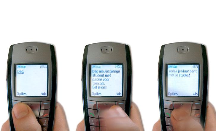 Niet zo veel mogelijk maar zo goed mogelijk. Dat geldt voor alle recruitmentcampagnes. Zo ook voor T-Mobile die studenten zocht met een passie voor telecom. Als je een gecodeerde advertentie maakt die alleen heavy sms-users begrijpen die hun T9 dictionary gebruiken, heeft dat een goed preselecterend effect. Een unieke combinatie […]